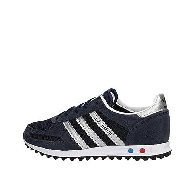 adidas Unisex-Kinder La Trainer Sneaker