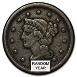 1808 -1857 Large Cents Avg Circ Cent Very Good