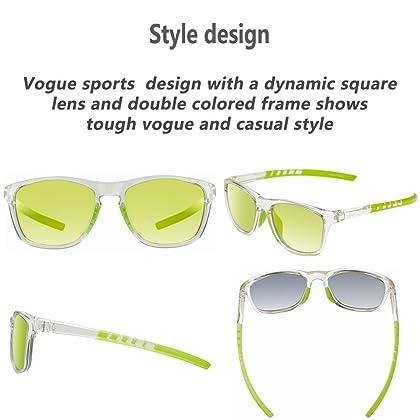 0d7c61a3ce ... JOJEN Polarized Sports Sunglasses Men Women Baseball Running Cycling  Fishing Golf Tr90 Ultralight Frame JE001( ...