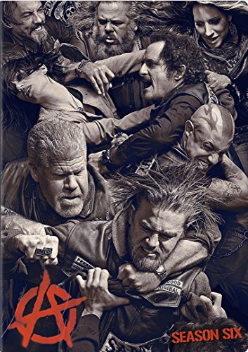 DVD : Sons of Anarchy: Season Six (Boxed Set, Widescreen, Dolby, AC-3, )