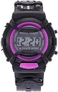 Sport Watch For Girls Digital Plastic - Yos-221