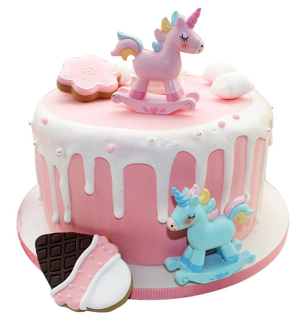 Amazon.com: KOOTIPS - Decoración para tartas, diseño de ...