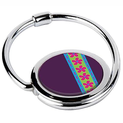 Cuelga Bolsos violeta: Amazon.es: Zapatos y complementos