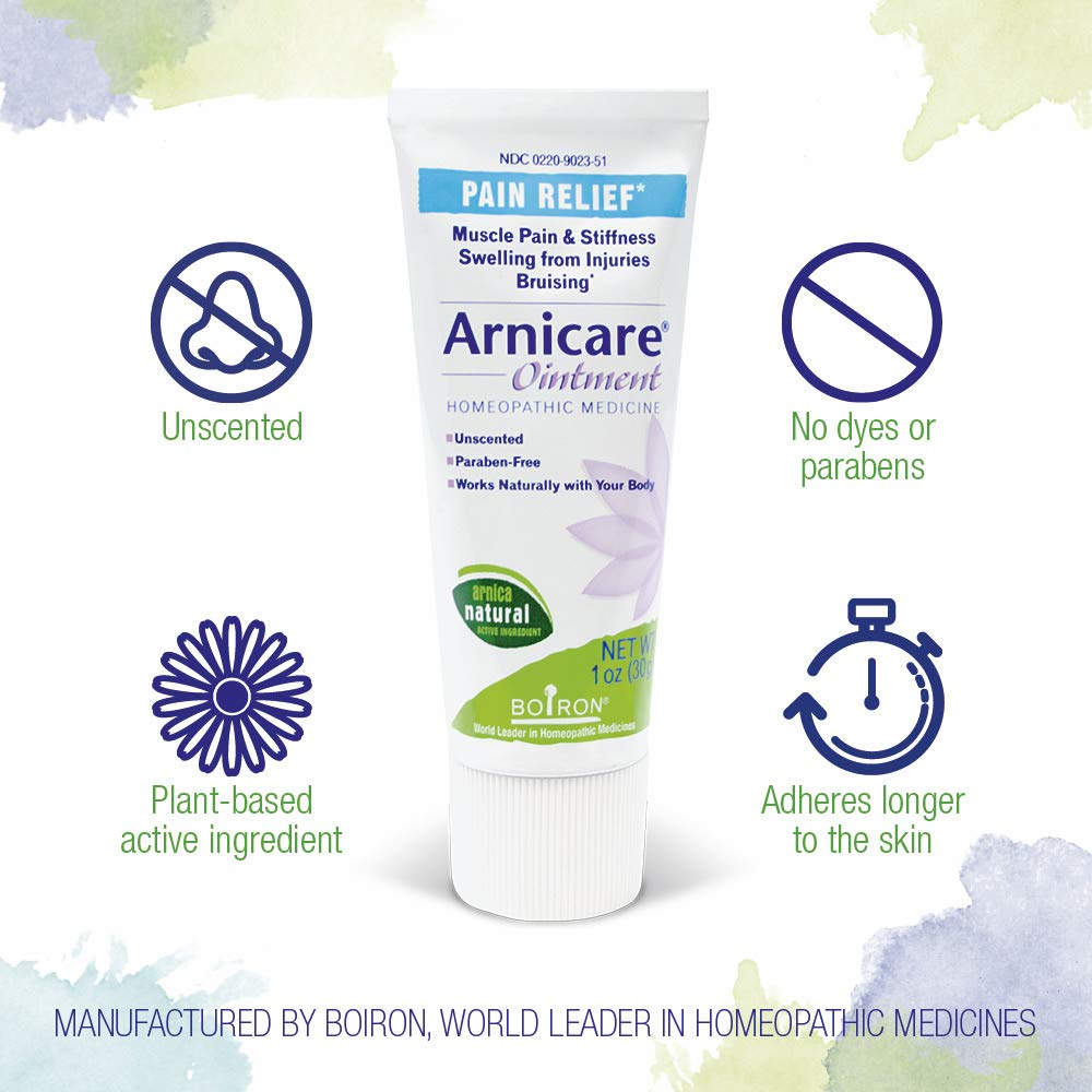 Boiron Arnicare Bruise 1 5 Ounce Topical Bruise Relief Gel