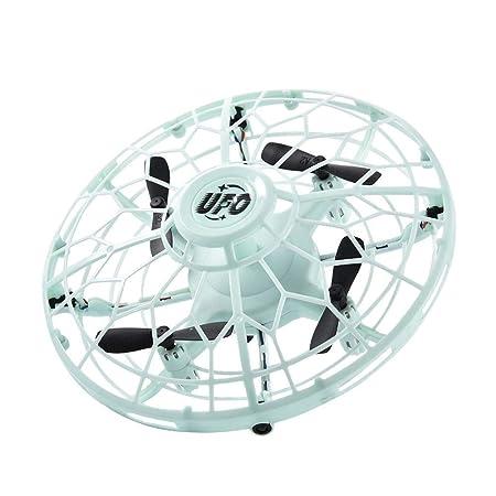 Mini dron juguete para niños inteligente inducción, cuadricóptero ...
