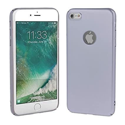 Electrónica Rey - Funda Carcasa Aluminio Plata para iPhone 6 ...