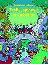 Trolls, nains et lutins - Autocollants Usborne par Robson