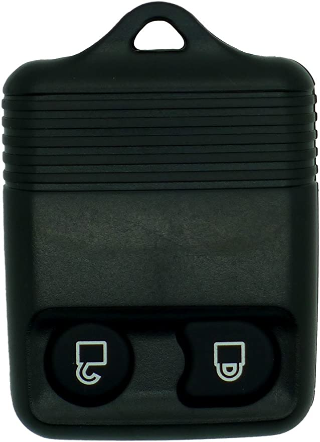 Chequers Motorstore – Carcasa para Llave de Ford Transit Connect. 2 botón Remoto Clave Fob Caso