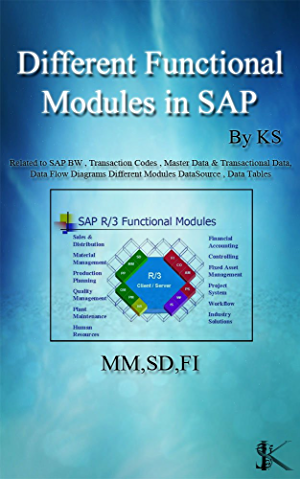 Different Functional Modules in SAP: Related To SAP BW