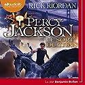 Le sort du titan (Percy Jackson 3) | Livre audio Auteur(s) : Rick Riordan Narrateur(s) : Benjamin Bollen