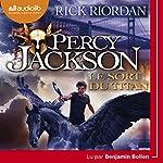 Le sort du titan (Percy Jackson 3)   Rick Riordan