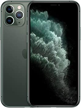 Amazon.com: Apple iPhone 11 Pro, 64GB, Midnight Green - Fully