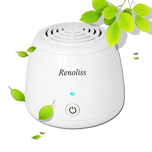 renoliss Mini Silent USB Ionic Luftreiniger, Ionisator ...