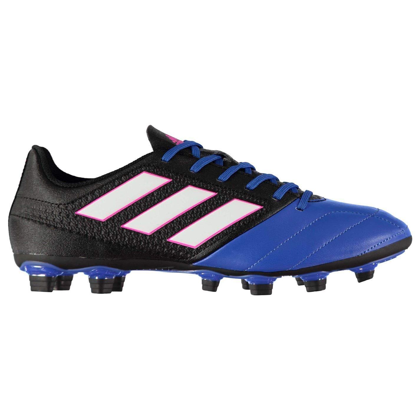 Adida Ace Fußballschuhe 17.4 FG Fußballschuhe Ace für Herren, Schwarz Weiß   Blau 996a70
