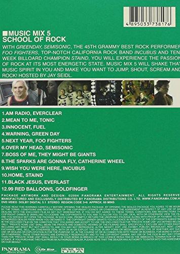 Music Mix, Vol. 5: School of Rock