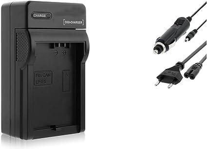 Cargador para Canon lp-e5 eos450 eos450d D