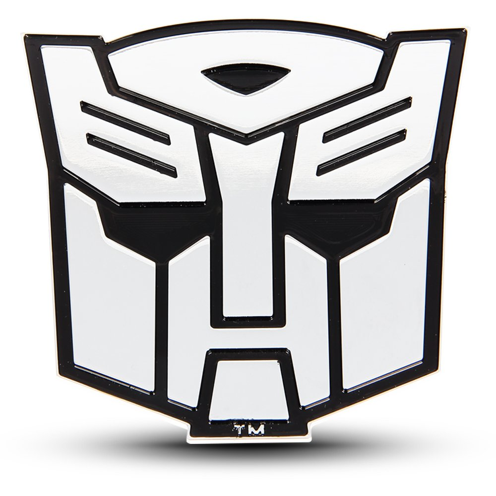Pilot TRF-0303 Transformer Emblem Decepticons Pilot Automotive
