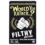 Spin Master Games - Would You Rather...? Filthy Edition