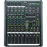 Mackie ProFX8v2 8-Channel Professional FX Mixer with USB...