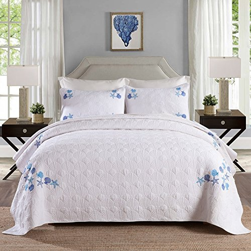 Brandream Queen Comforter Nautical Bedding product image