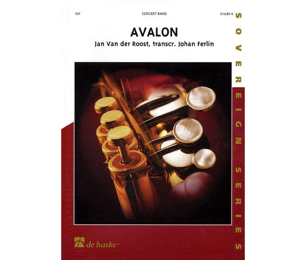 De Haske Music Avalon Sc Only Gr6 Concert Band pdf epub