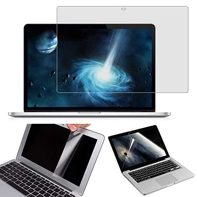 GETIT72/ Schermo per Laptop / 39,1/ cm Laptop//Notebook Pellicola antiriflesso per MacBook Air PRO Retina 15 PRO Trasparente 11.6/