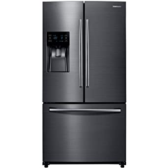refrigerator amazon. samsung appliance rf263beaesg 36\u0026quot; french door refrigerator with 25 cu. ft. capacity, amazon 0