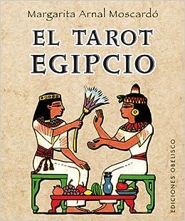 El tarot egipcio + cartas (CARTOMANCIA): Amazon.es ...