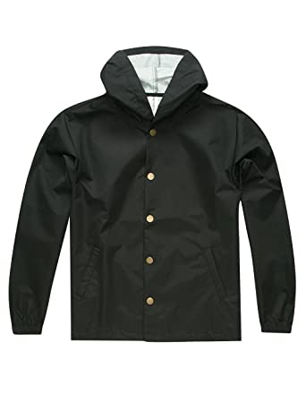 Amazoncom Independent Trading Company Hooded Boys Coach Jacket