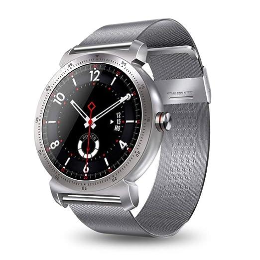 Queenaal K88H Plus Reloj Inteligente Monitor de Ritmo cardíaco ...