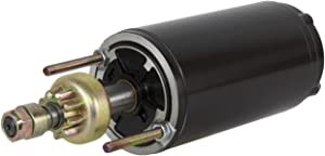 Rareelectrical NEW FORCE MARINE STARTER COMPATIBLE WITH 90ELPT 90EXLPT 90LD9 61-6955 50-819085 50-819085-1