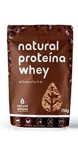 Proteína Whey - Natural Athlete- 80% Proteína aislada de leche de vacas de pasto- Grass-fed,…