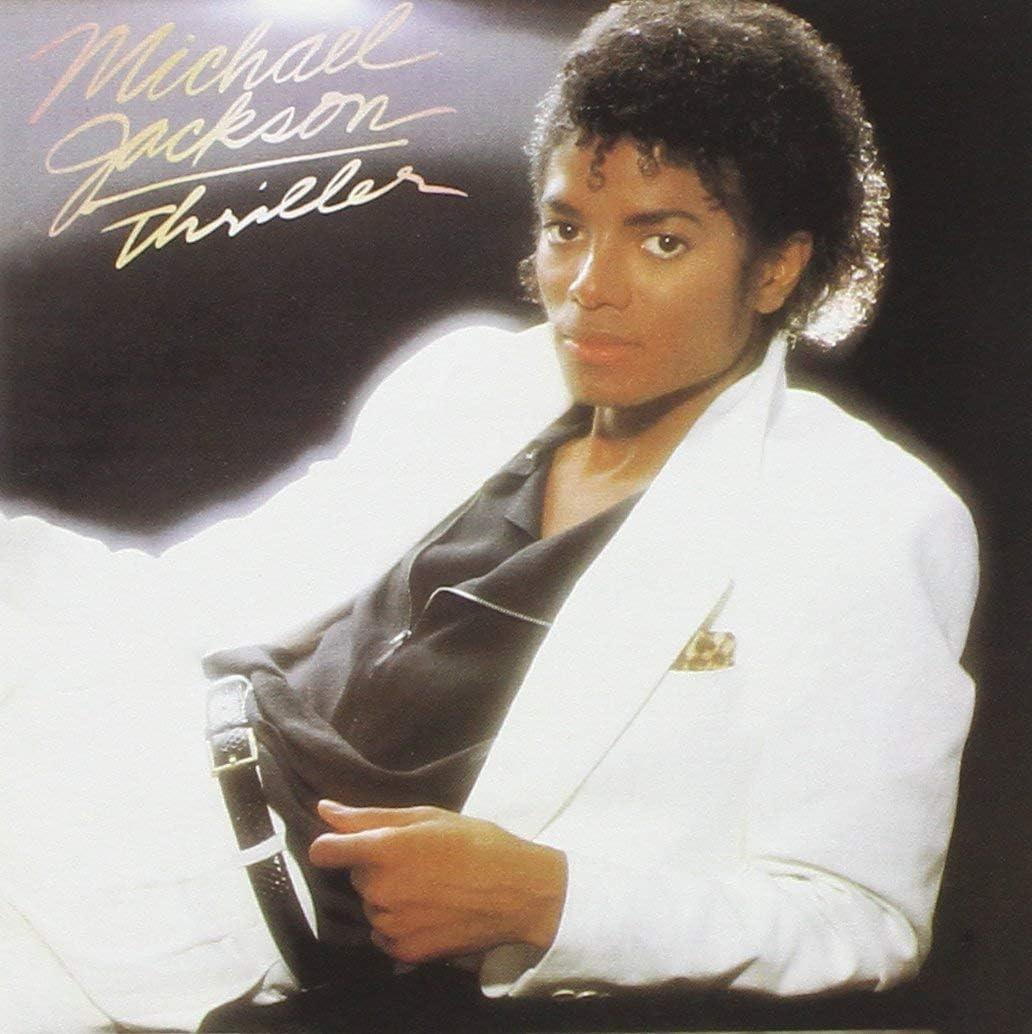 Michael jackson - thriller ( album più venduto di tutti i tempi ) by Sony Music 2724475908613