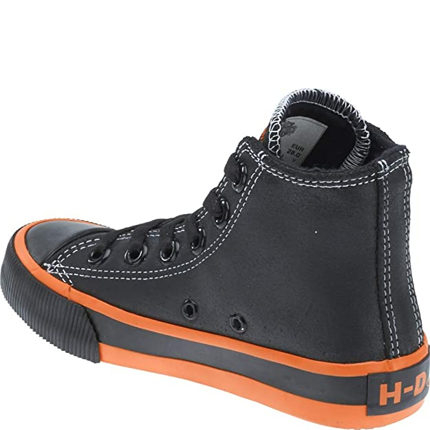 b886d9457d13 Harley-Davidson Kid s Patch Casual Sneakers