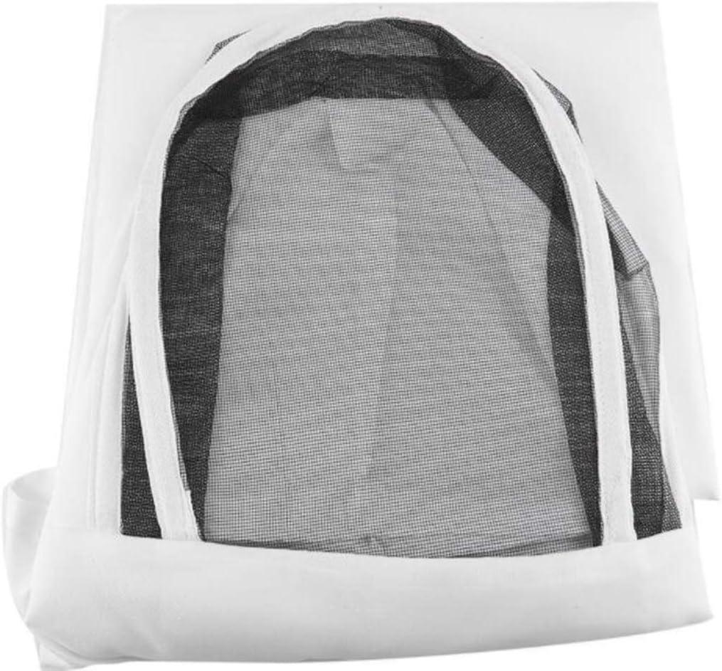 LTBEE Combinaison dapiculteur Professionnelle avec Voile autoportant pour apiculteurs X-Large Marron