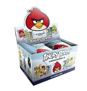 Amazon.com: Angry Birds Juego de cartas coleccionables ...