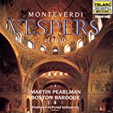 Monteverdi: Vespers of 1610 (Vespro della Beata Vergine)