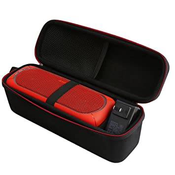 Pixnor JBL Flip 3 drahtlose Bluetooth Lautsprecher Fall H/ülle Abdeckung Tasche Halter Box Schutz