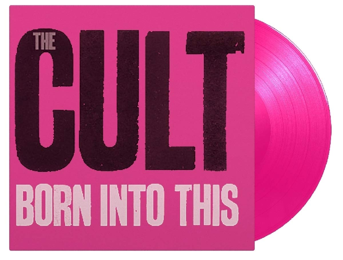 Vinilo : The Cult - Born Into This (Holland - Import)
