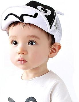 Sombrero de niños, Gorra de beisbol de bebé Niña niño Gorra al ...