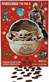 Star Wars StormTrooper Snowman Up To Snow Good Milk Chocolate Candy Filled 2020 Christmas Advent Calendar, 13 3/4 Inch