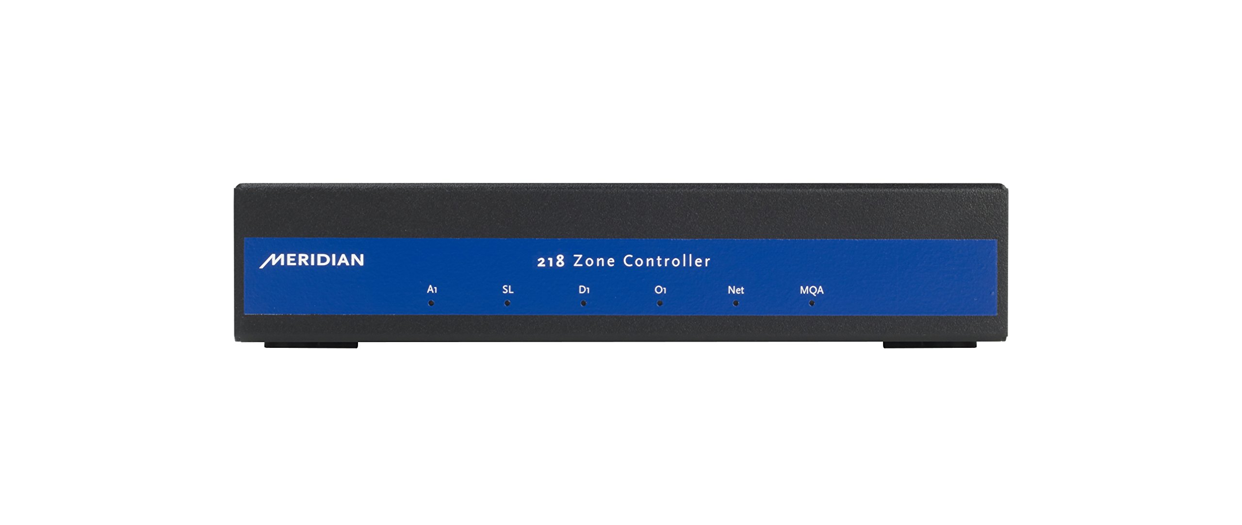Meridian Audio 218 Stereo DSP Loudspeaker/Analog Audio Controller with Integrated Streaming (Black) by Meridian Audio