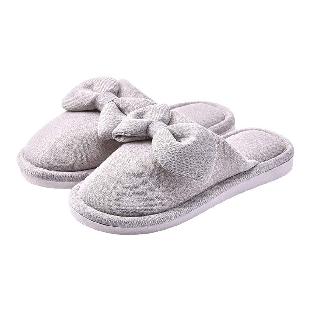 Zanzan Pantofole Da Interno Comodi Scaldamuscoli In Cotone Per Uomo E Donna,03,40^41 3