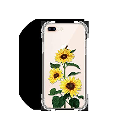 Amazon.com: Lace Flower Shell for iPhone 8 7 6 6S Plus 5 5S ...