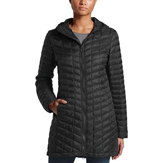 reputable site 8760a 4b9e6 THE NORTH FACE Womens Thermoball Classic Parka II - TNF Black - XS
