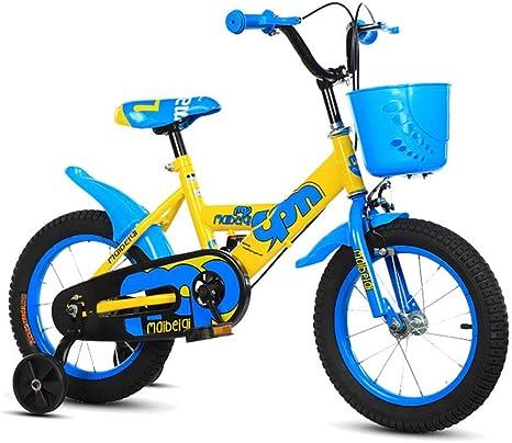 Bicicleta for niños for niños de 2 a 8 años, Bicicleta de 12 ...