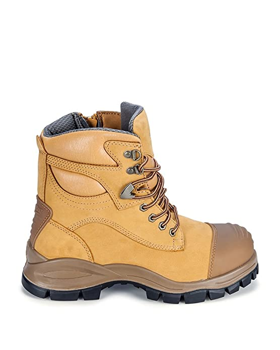 e608525f00f Blundstone 992 Steel Toe Safety Men's Work Boots. Wheat, 150mm, Lace ...