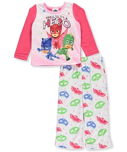 Elegant Character Sleepwear Girls Girlsu0027 Pj Mask 2Pc Set, ...