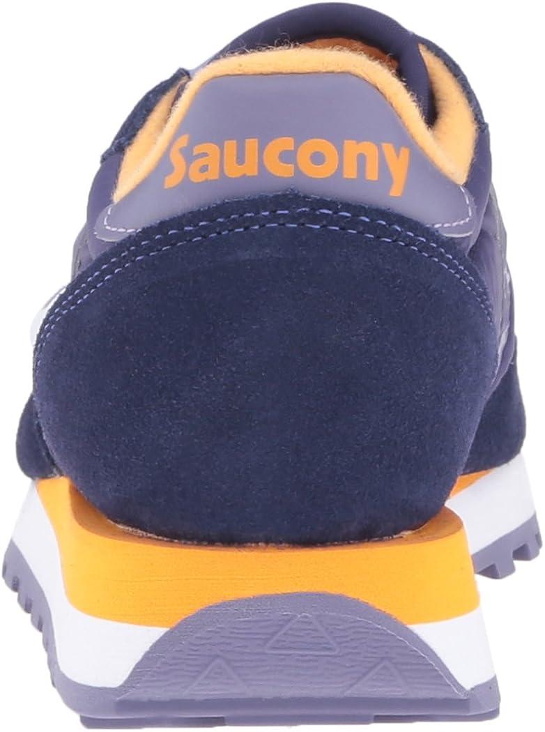 Saucony Jazz Original, Sneaker, Donna Purple
