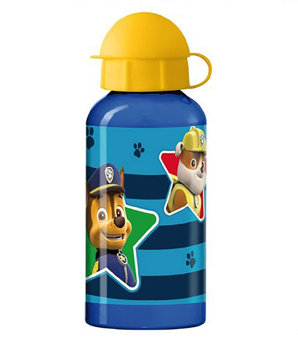 Kids School Water Bottle Canteen Aluminium Flask